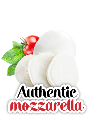 Authentic Mozzarella